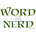 Word nerd Wall Decals
