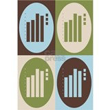 Statistics Wall Decals