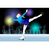 Figure skating Posters