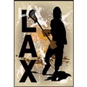 Lacrosse Wall Decals
