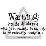 Nursing school Framed Prints