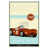 Monte carlo Wrapped Canvas Art