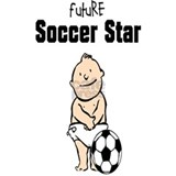 Future soccer star Wall Decals