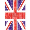 Union jack Framed Prints