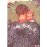 Eleanor fortescue brickdale Wrapped Canvas Art