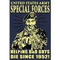 Special forces Wall Decals