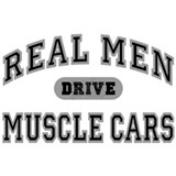 Muscle car Framed Prints