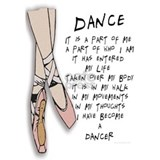Dance Wrapped Canvas Art