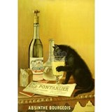 Absinthe bourgeois Wall Decals