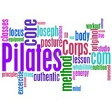 Pilates Wall Decals