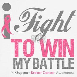 I Fight Win Breast Cancer T