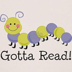 Bookworm Gotta Read Tee