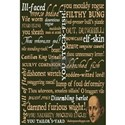 Shakespeare Framed Prints