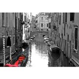 Italian Wrapped Canvas Art