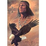 Native american Wall Decals