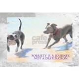 Recovery aa Wrapped Canvas Art