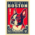 Boston terrier Wall Decals