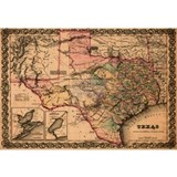 Texas Wall Decals