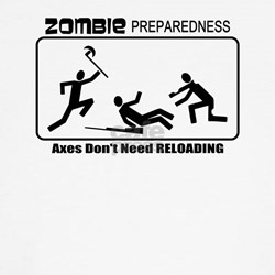 Zombie Prepared AXES Shirt