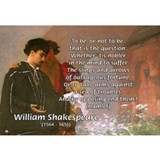 Hamlet Wrapped Canvas Art