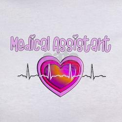 Medical Assistant T Shirts, Shirts & Tees | Custom Medical Assistant ...