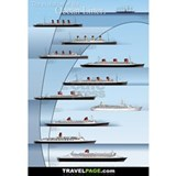 Cruise ship Wall Decals