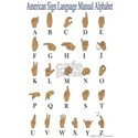 American sign language Posters & Art