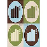 Statistics Wrapped Canvas Art