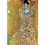 Klimt Wrapped Canvas Art