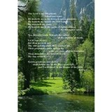 Psalm 23 Wall Decals