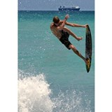Surfing Wall Decals