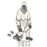 Yeti Wall Decals