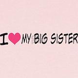 Big sister Baby Hats