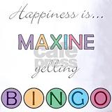 Happiness yelling bingo maxine Polos