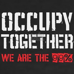 Occupy Together Shirt