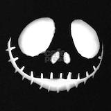 Skeleton smiling Maternity