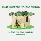 Sukkah Happenings Shot Glass