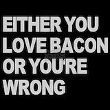 Bacon Pajamas & Loungewear