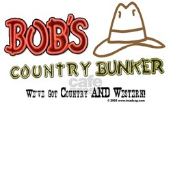 Bob's Country Bunker Ash Grey T-Shirt