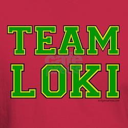 Team Loki T-Shirt
