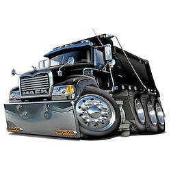 Kenworth Bumper Stickers | Car Stickers, Decals, & MoreKenworth Dump Trucks Graphics