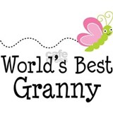 World's Best Granny Mug