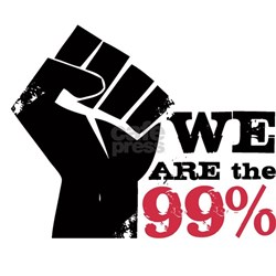 We Are The 99% Tee