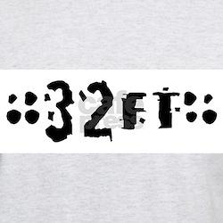 32ft Grey T-Shirt