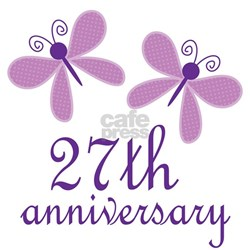 Wedding Anniversary Gifts 27th Year : Gifts for 27th Anniversary Unique 27th Anniversary Gift Ideas ...