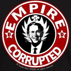 Empire Shrub Black T-Shirt