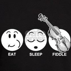 Eat Sleep Fiddle T