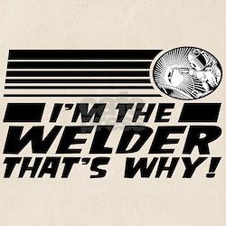 Funny Welder Tote Bag Height Width Padtosquare True