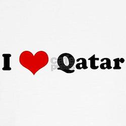 I Love Qatar T