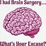 Brain surgery Tank Tops